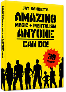 AMAZING MAGIC + MENTALISM
