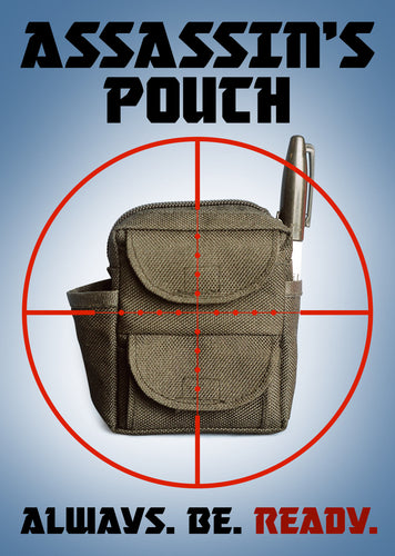 ASSASSIN'S POUCH