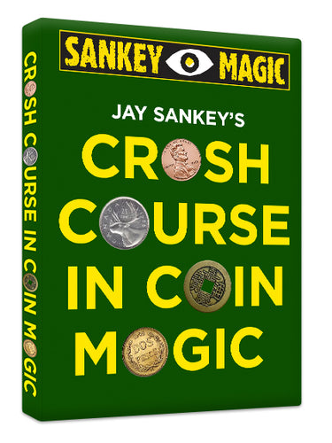CRASH COURSE IN COIN MAGIC