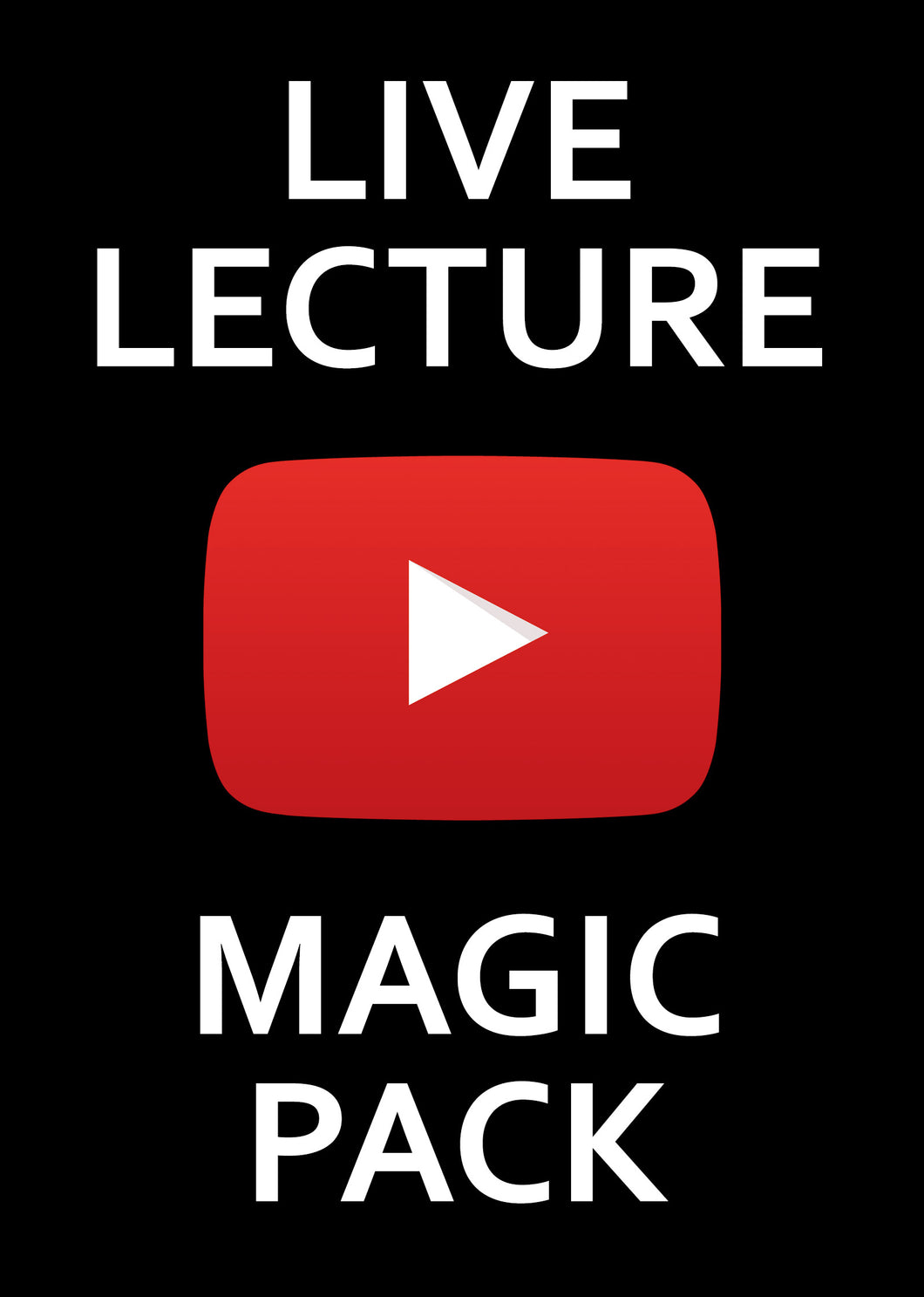 YOUTUBE LECTURE PACK