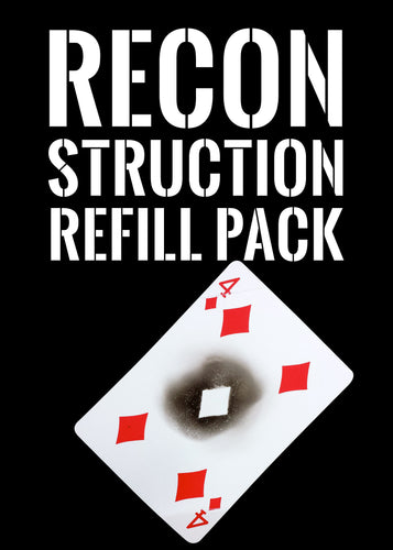 RECONSTRUCTION REFILL PACK ($75 VALUE!)