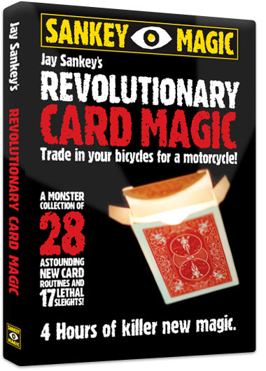 REVOLUTIONARY CARD MAGIC