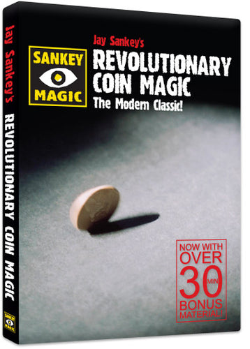 REVOLUTIONARY COIN MAGIC