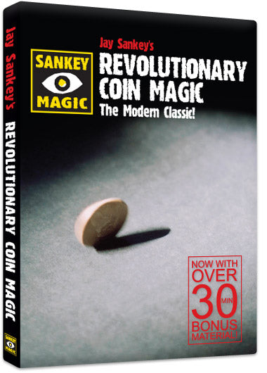 REVOLUTIONARY COIN MAGIC VOL. 1