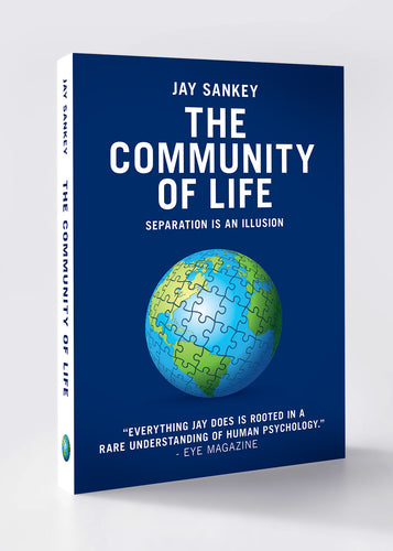 THE COMMUNITY OF LIFE (COMING JULY 10!)