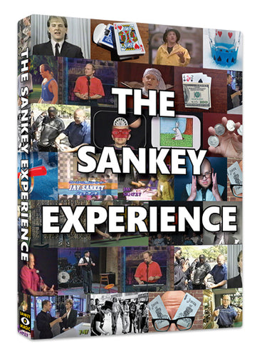 THE SANKEY EXPERIENCE (DVD or DOWNLOAD!)