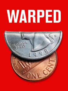 WARPED (SAVE 50%!)