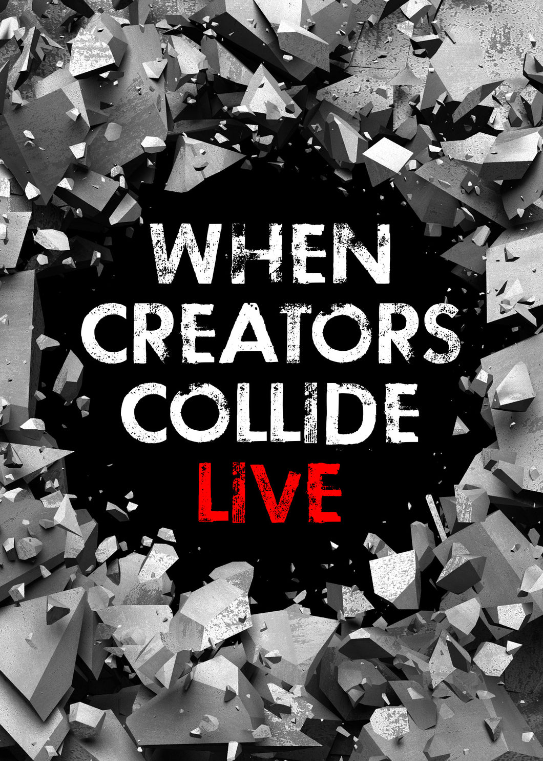 Image result for Jay Sankey and Richard Sanders – When Creators Collide Live