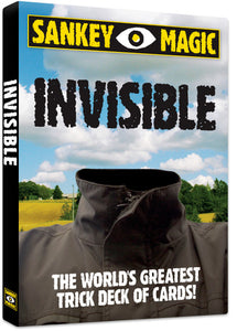 INVISIBLE (DVD + DECK!)