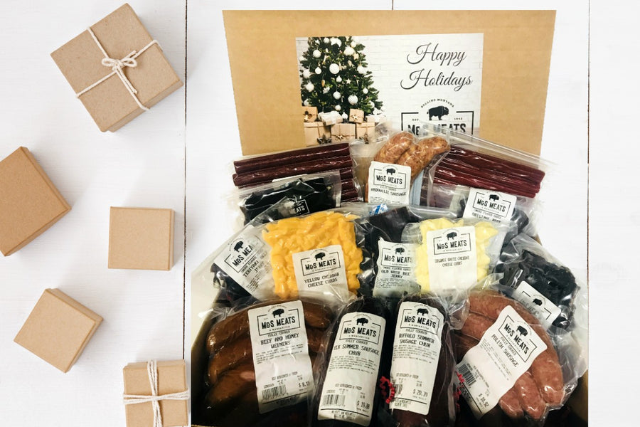 Gift Box: The M&S Bundle