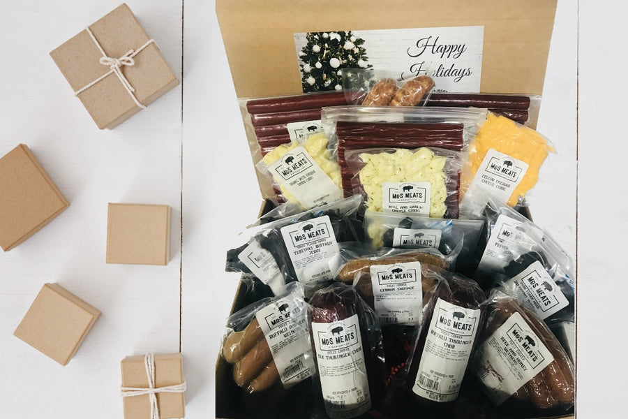 Gift Box: The Meat Extravaganza