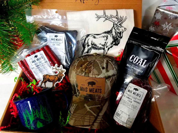 Gift Box: The Elk Box