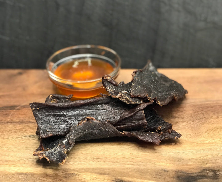 Honey Buffalo Jerky