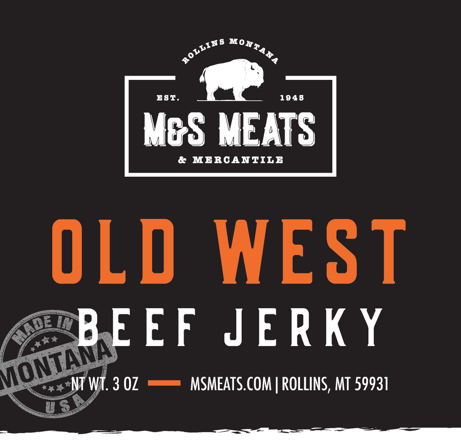Old West Jerky