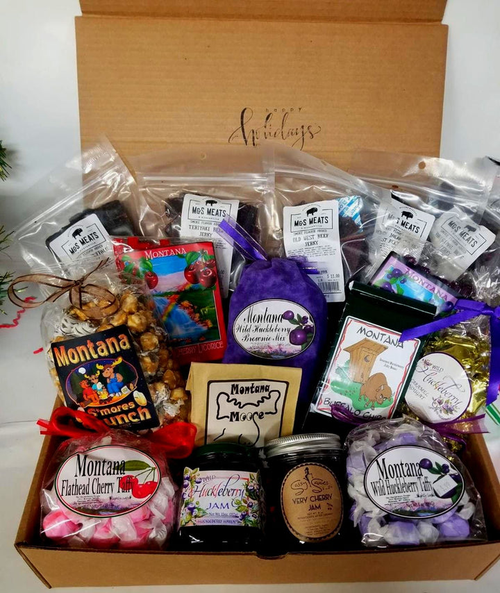 Gift Box: The Montana Package
