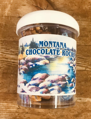 Montana Chocolate River Rocks