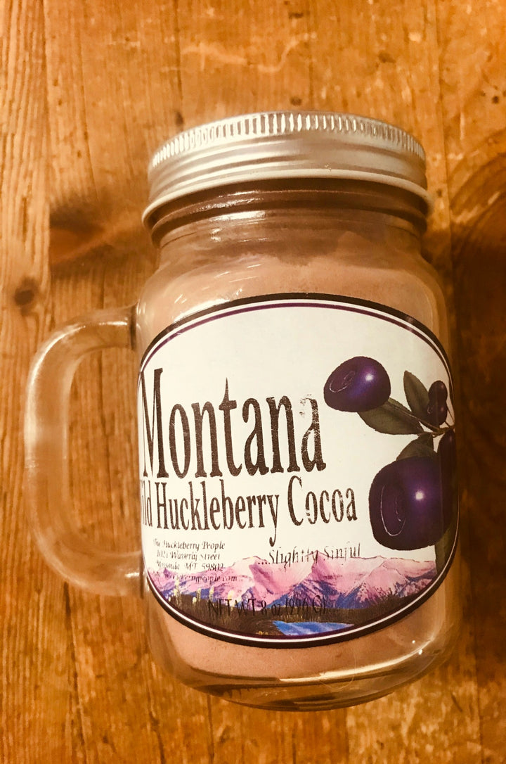 Wild Huckleberry Cocoa
