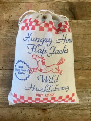 Hungry Horse Flap Jacks - Wild Huckleberry
