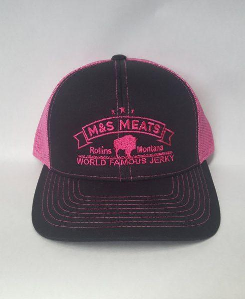 M&S Meats Hats: Assorted Colors