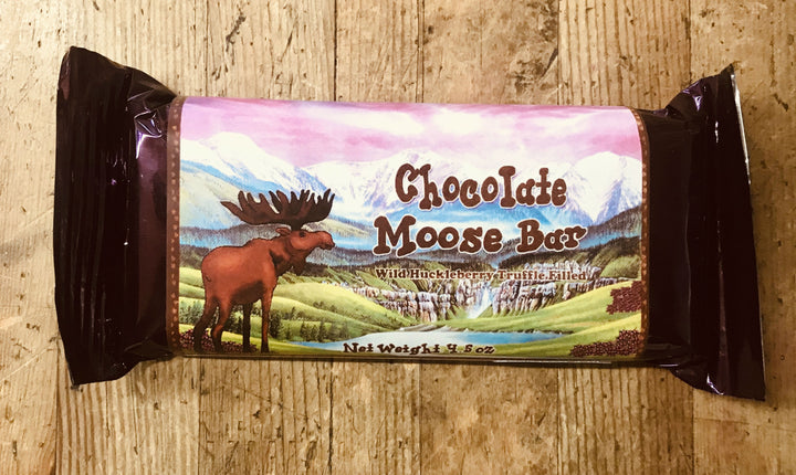 Chocolate Moose Bar