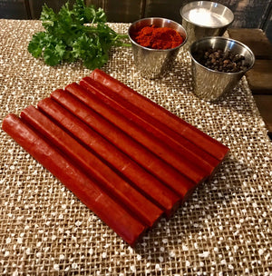 Elk Summer Sausage Snack Sticks