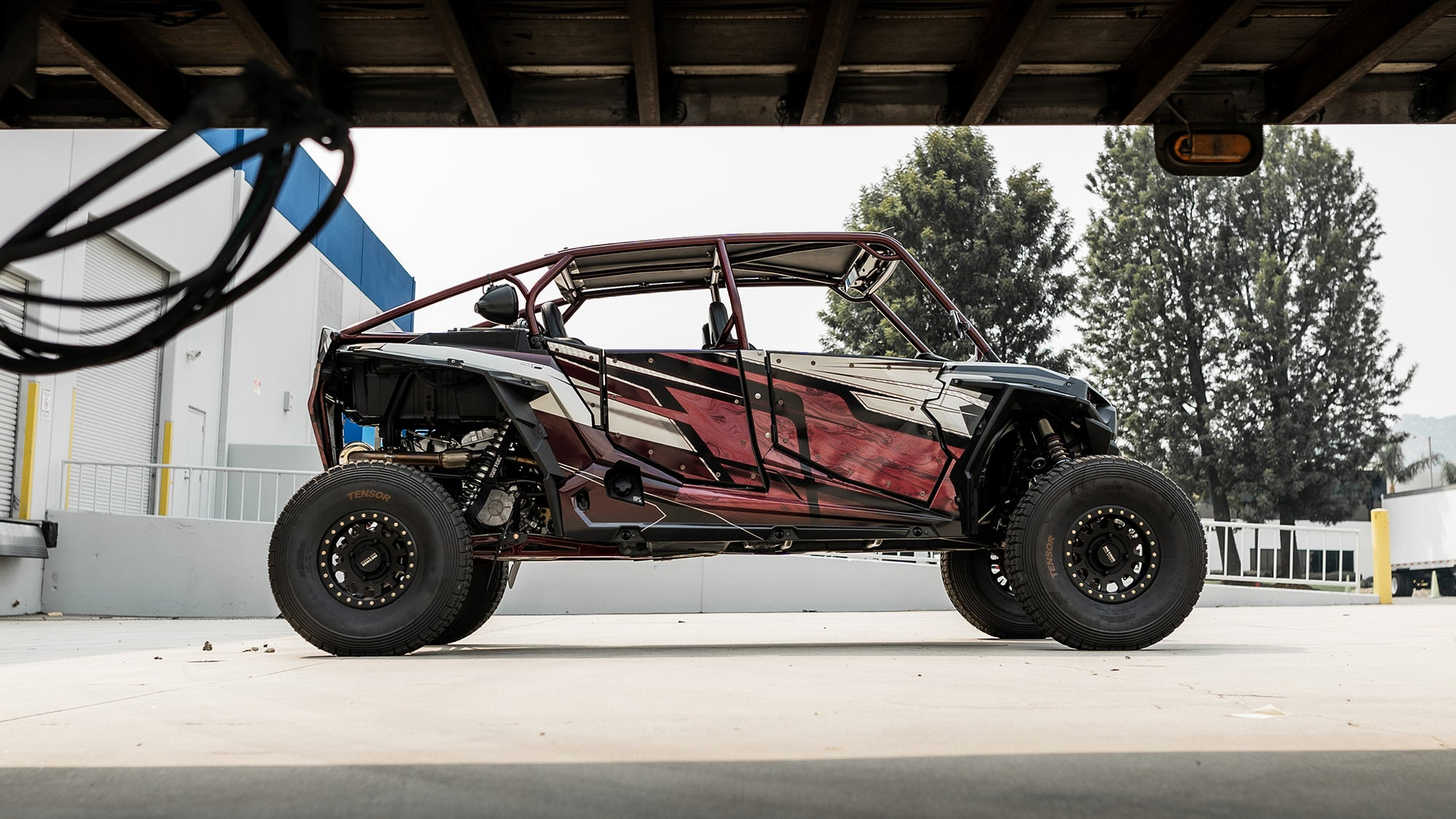 Polaris RZR Paint or Wrap?