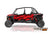2016 Polaris RZR XP 4 Turbo EPS Four Door Factory Graphic Kit Sunset Red Matte