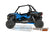 2017 Polaris RZR XP Turbo EPS Two Door Factory Graphic Kit Velocity Blue