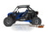 2019 Polaris RZR XP Turbo S EPS Two Door Blue Factory Graphic Kit