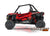 2018 Polaris RZR XP Turbo EPS Two Door Factory Graphic Kit Sunset Red