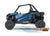 2018 Polaris RZR XP Turbo EPS Two Door Factory Door Graphic Kit Velocity Blue