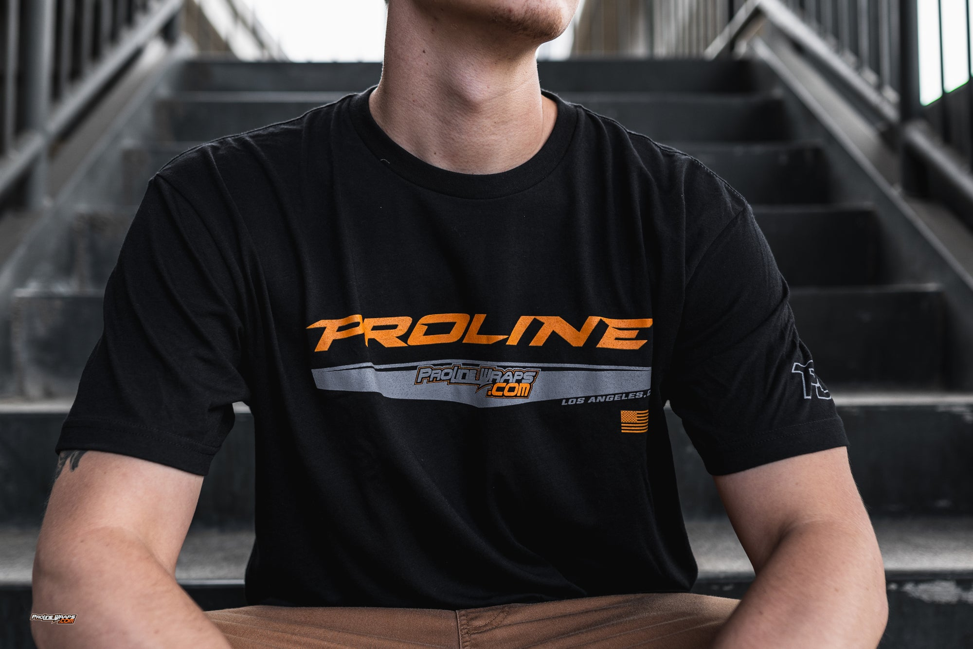 Proline Team Brand T-Shirt