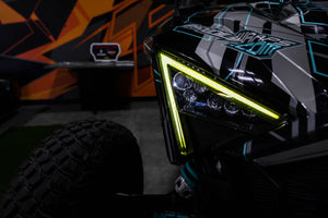 Polaris RZR PRO XP-Accent Tint Film