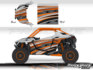 Proline Wraps Series Graphics - Native - Polaris RZR Pro XP