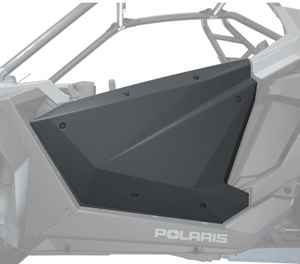 2021 Polaris RZR Pro XP 2- Performance Red- Factory Aluminum Doors Graphics Kit