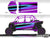 Proline Wraps Series Graphics - Atomic - Polaris RZR XP 4 Turbo S