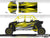 Proline Wraps Series Graphics - Blade - Polaris RZR XP 4 1000