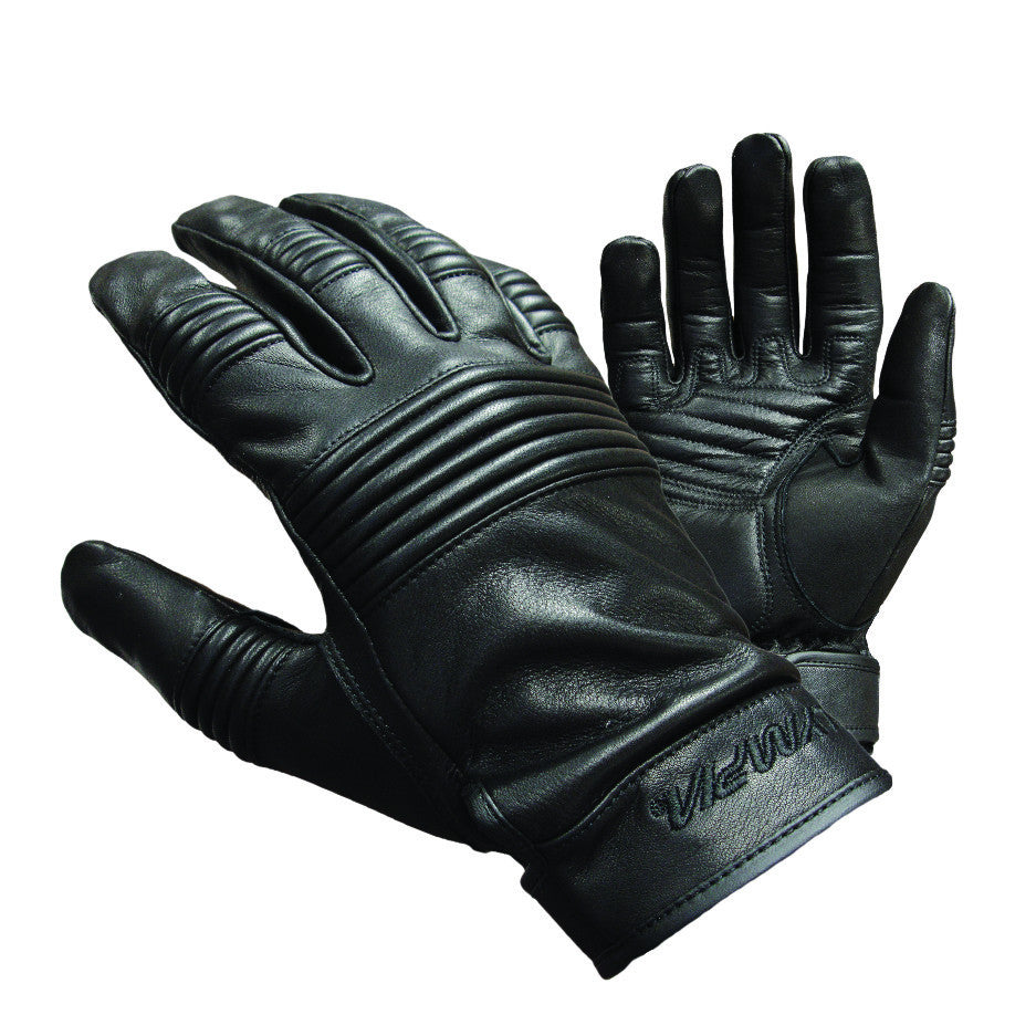 Motorcycle gloves large -