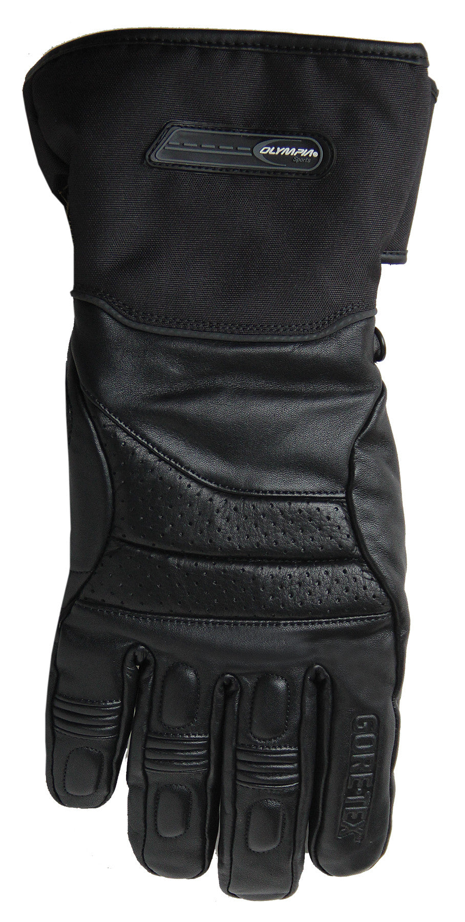 Thinsulate leather driving gloves - Olympia Gloves 4270 Gore Tex Wolf Product Image