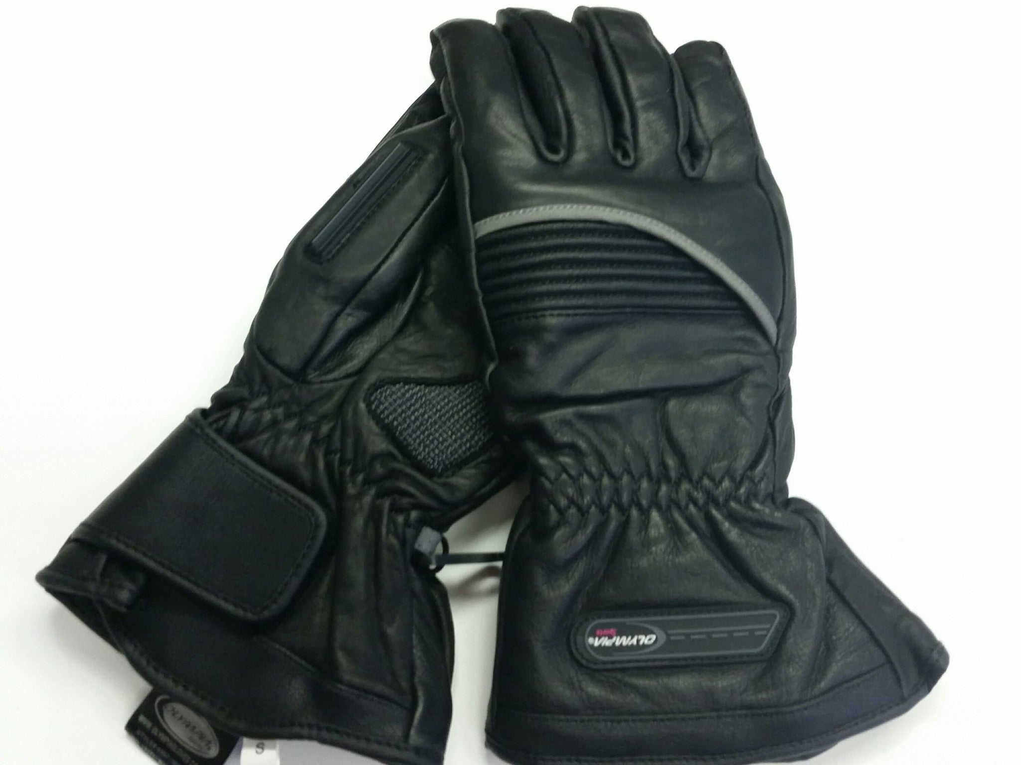 Motorcycle gloves all season - Olympia 4357 Ladies All Season Ii Touch Gloves