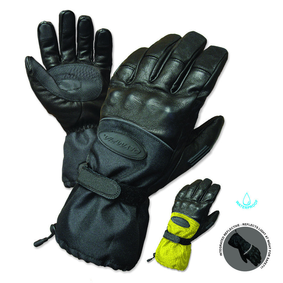 Motorcycle gloves all season - Olympia Gloves 4370 Cold Throttle Gloves Product Image