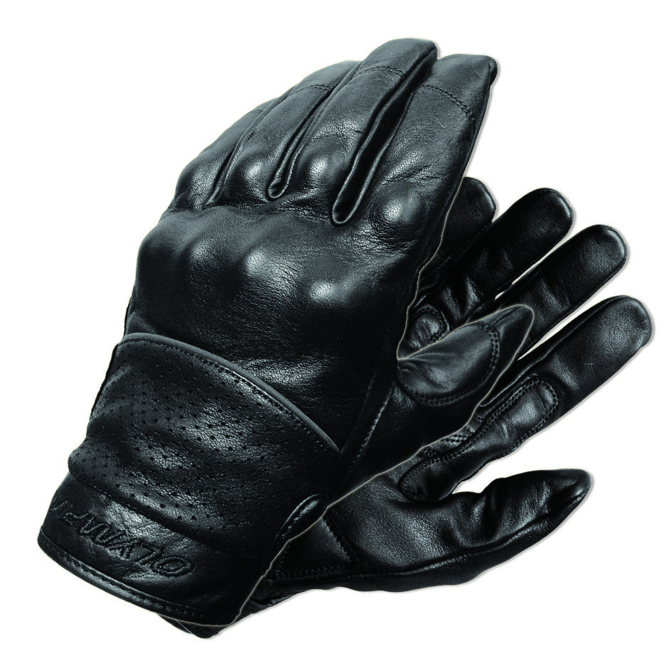 Motorcycle gloves palm protection - Olympia Gloves 450 Full Throttle Gloves Product Image