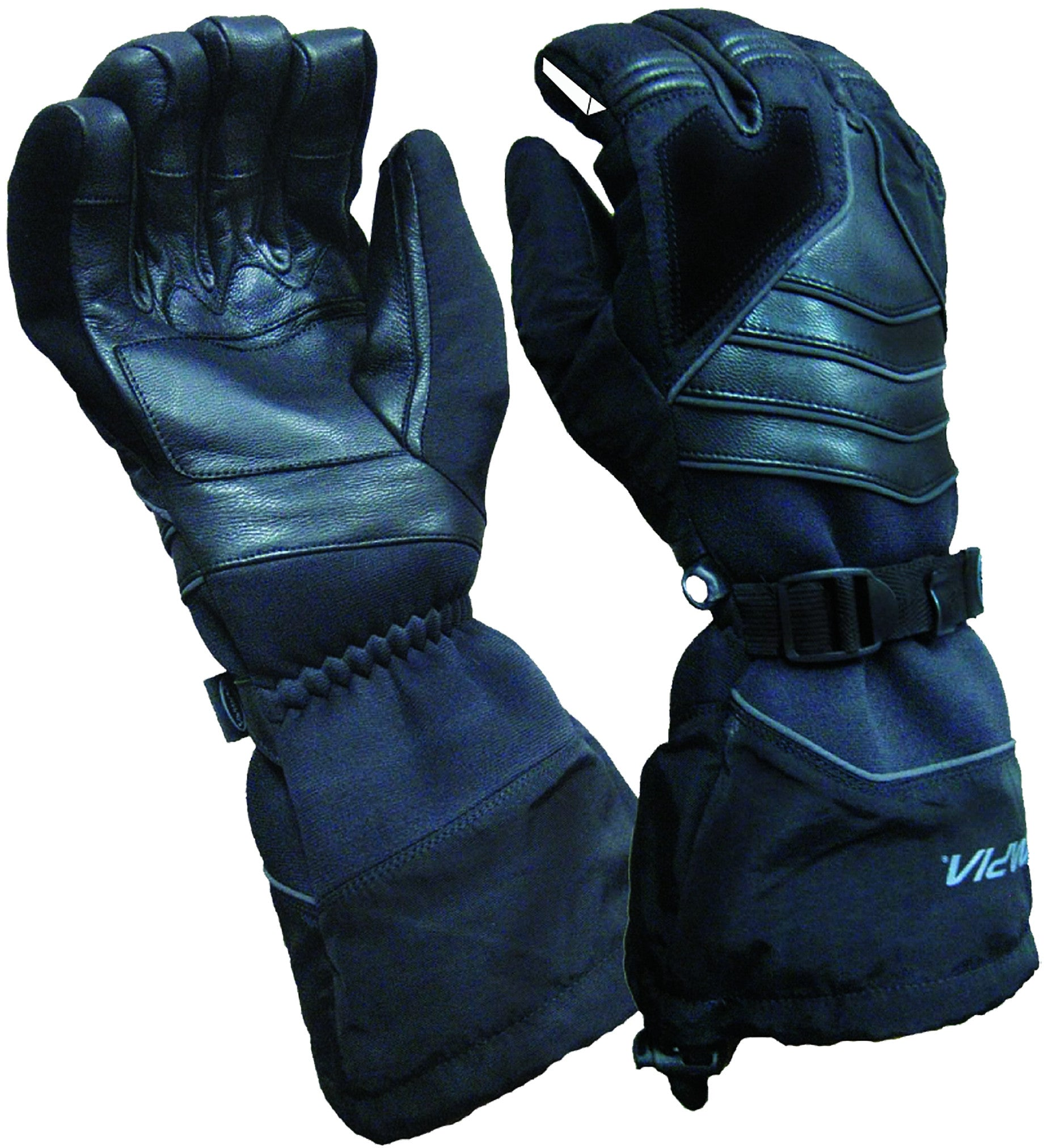 Insulated leather motorcycle gloves - Olympia Gloves 4295 Ladies Aventador Gloves Product Image