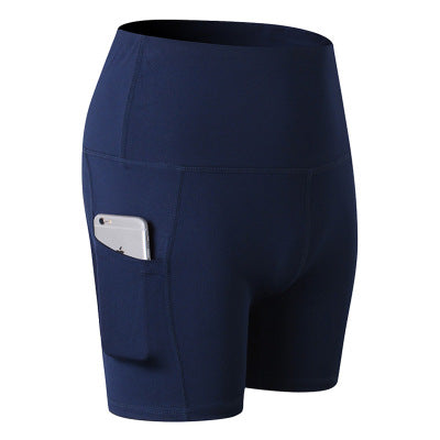 Three-point yoga shorts - Smoulder Products