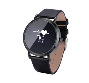 Round touch screen smart watch - Smoulder Products