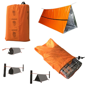 Outdoor camping emergency tent - Smoulder Products
