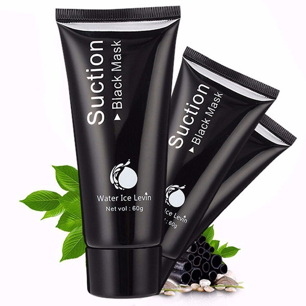 Water ice Lai 60g to black mask, oil control cosmetics, tearing, bamboo charcoal blackhead mask, acne