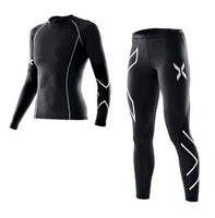 Fitness trousers, quick-drying pants, high-elastic tights, compression pants, yoga pants