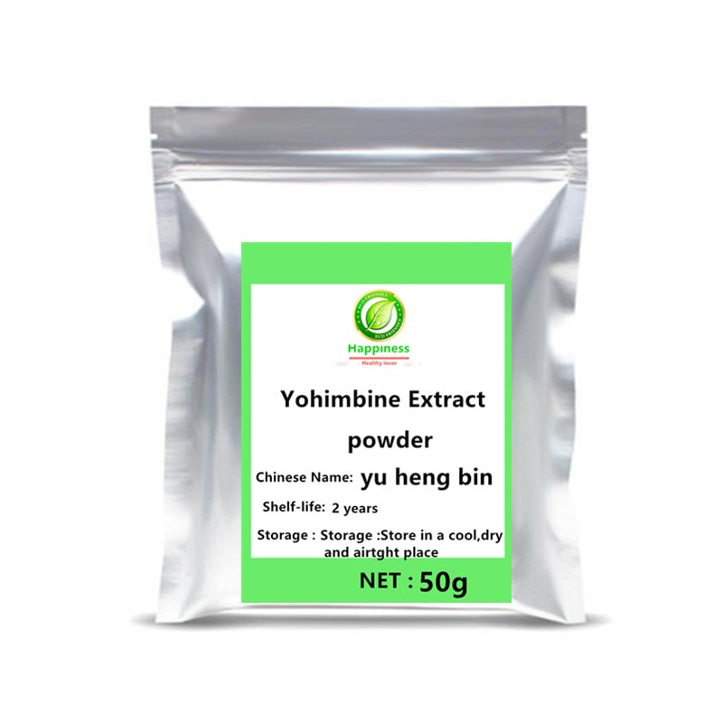 2020 High quality Yohimbe Bark Extract powder festival top Nutrition supplement men increase sexual powers tools free shipping. - Smoulder Products