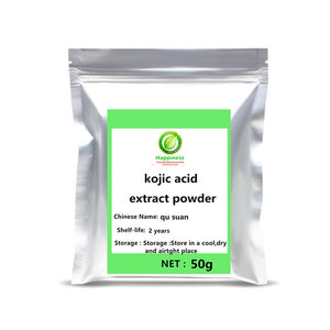 2020 High quality best price kojic acid powder 1pc festival top supplement Strong skin whitening body face glitter free shipping - Smoulder Products
